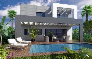 Ecoracasa villa type v001