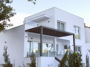 New villa built in Torreblanca, Fuengirola, by Ecoracasa
