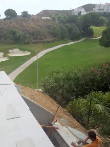 La Cala Golf, Villa 12 Ecoracasa building, Week 30