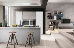 Ecoracasa villa kitchens