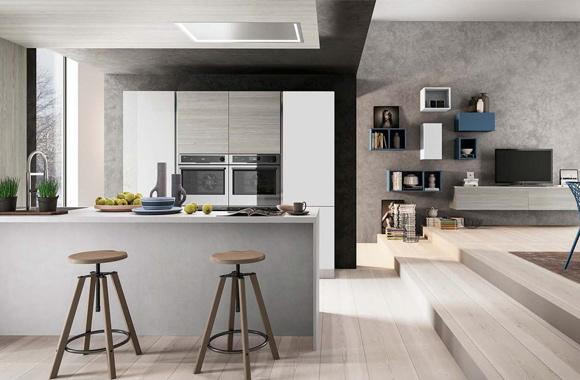 Ecoracasa villa kitchens