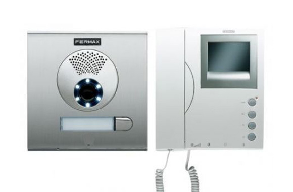 Ecoracasa villa intercom systems