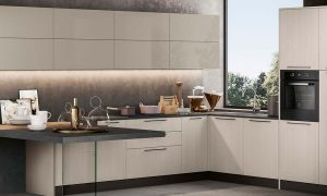 Ecoracasa kitchen, model Cloe