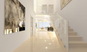 Ecoracasa Villa Type 007 interior 2