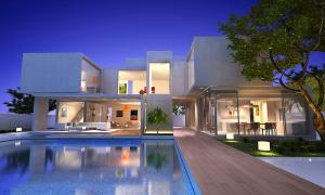 Ecoracasa Villa008 exterior design