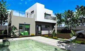Ecoracasa Villa Type 010