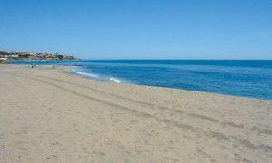 La Cala de Mijas Beach, Málaga, Spain