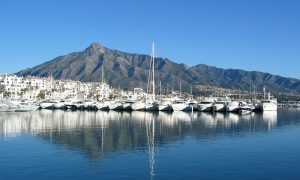 Marbella Port, Marbella villas for sale