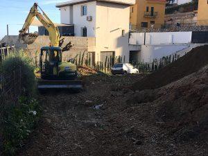 Villa built in Torreblanca by Ecoracasa, Week 1