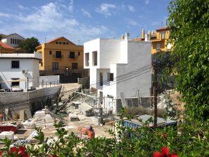 Villa built in Torreblanca by Ecoracasa, Week 19