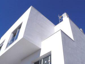 Villa built in Torreblanca by Ecoracasa, Week 26