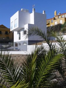 Villa built in Torreblanca by Ecoracasa, Week 30