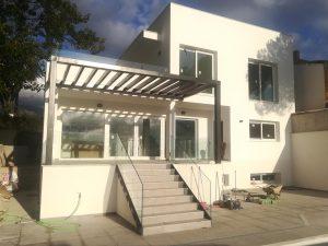 New villa built in Torreblanca, Fuengirola, by Ecoracasa Bautechnologie