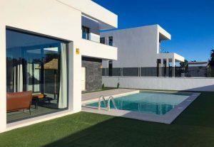 Finished Villa in La Cala de Mijas, Ecoracsas