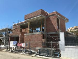 New Build Villa in La Cala de Mijas, Building by Ecoracasa 2018-06-08-1