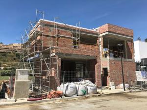 New Build Villa in La Cala de Mijas, Building by Ecoracasa 2018-06-08-2