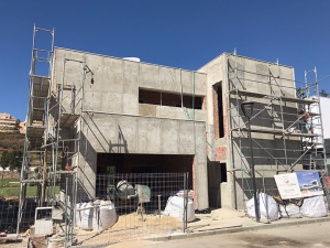 New Build Villa in La Cala de Mijas, Building by Ecoracasa 2018-07-03-1