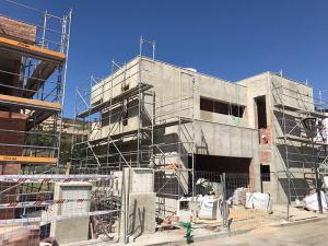 New Build Villa in La Cala de Mijas, Building by Ecoracasa 2018-07-03-2