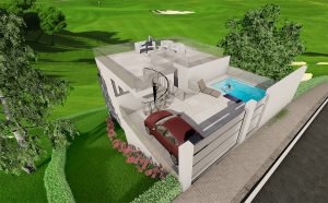 Cortijo Golf Development, Mijas - Ecoracasa