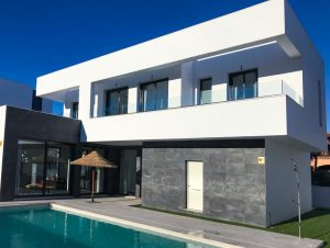 Ecoracasa New Villa Built in Benalmadena, Costa del Sol