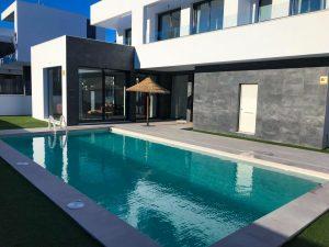 Ecoracasa New Villa Built in Benalmadena, Costa del Sol