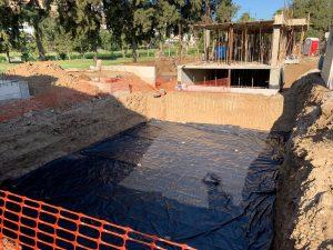 New villa being built by Ecoracasa